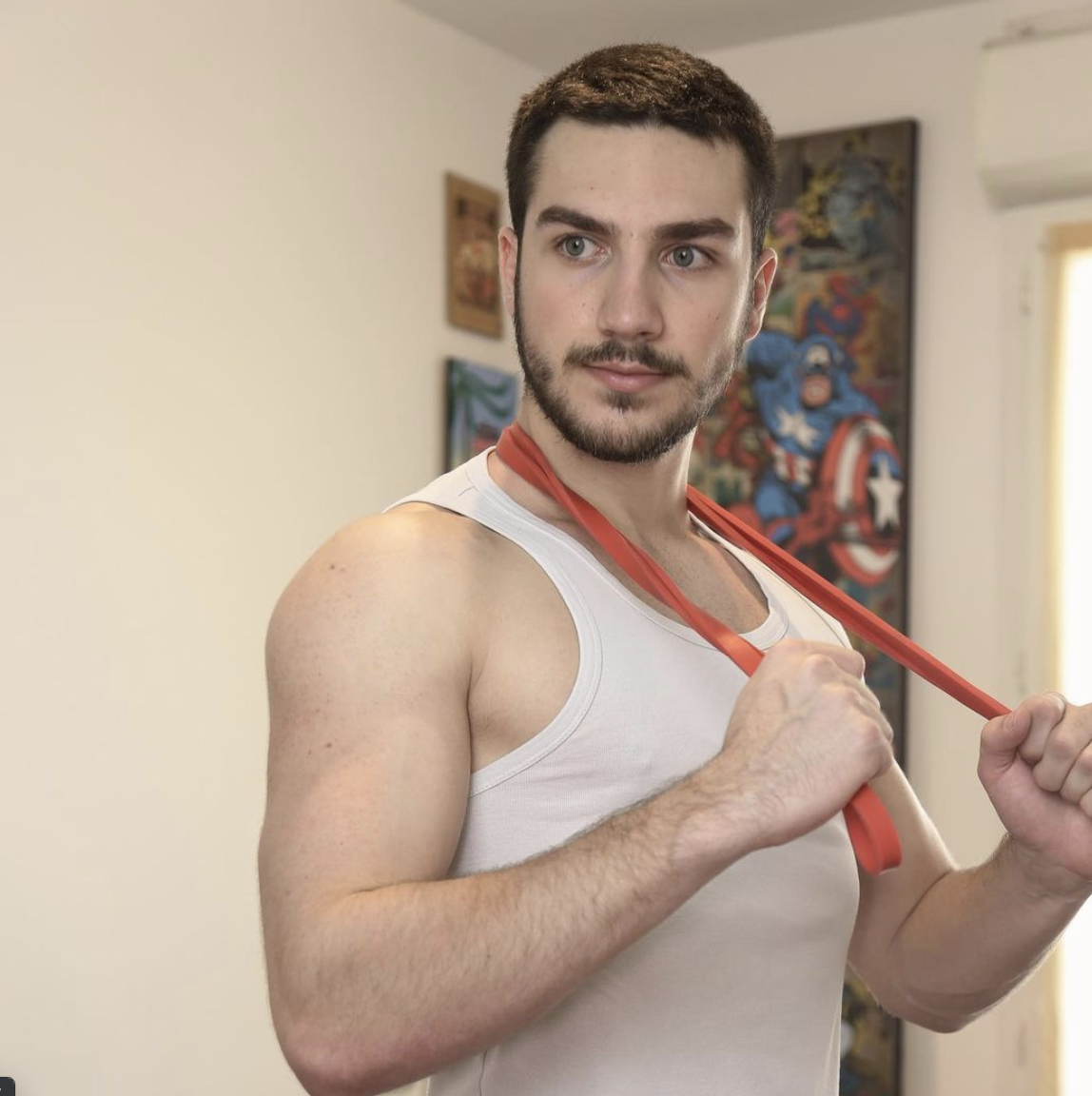 Cedric fitness