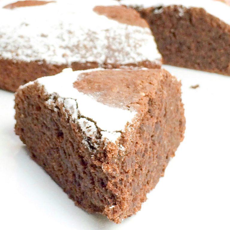 Les gourmandises d'Armelle gâteau au chocolat blog food