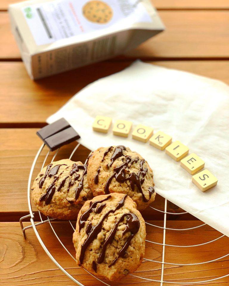 cookies mimi influenceuse food