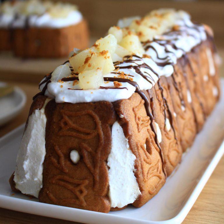 blog food Lloyd land gâteau speculos