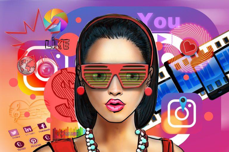 IGTV instagram girl
