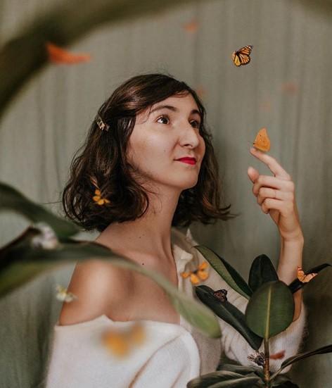 Florence la Mouette influenceuse lifestyle bloggeuse