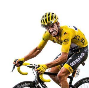 Alaf polak influenceur sport cyclisme