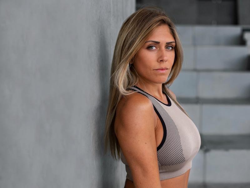 Justine Gallice influenceur sport top 2021